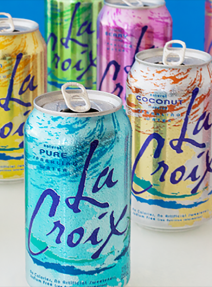 Love it, Like it, Hate it: Sparkling Water