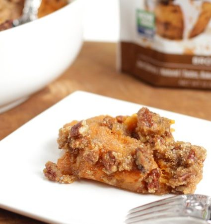 Get the Skinny in the Kitchen with Swerve's Ben McLauchlin | Sweet Potato Casserole – GF