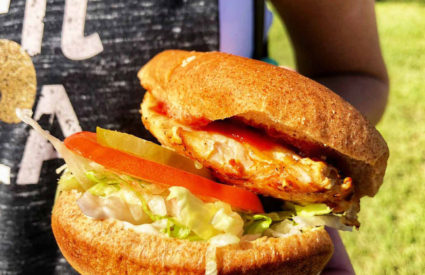 10 healthier fast food meals: Chicken, smoothies, wraps