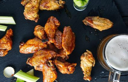 Get the Skinny | Vietnamese Chicken Wings By Brad McGehee of Blue Line Sandwich Co.