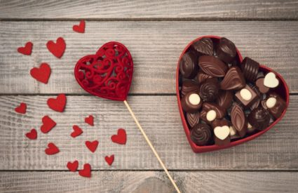 Get the Skinny: 3 Truly Good-For-You Heart-Shaped Valentines