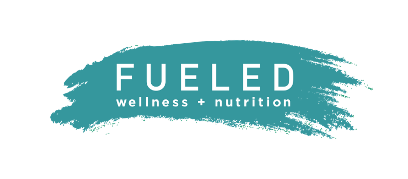 FUELED | Wellness + Nutrition by Molly Kimball logo