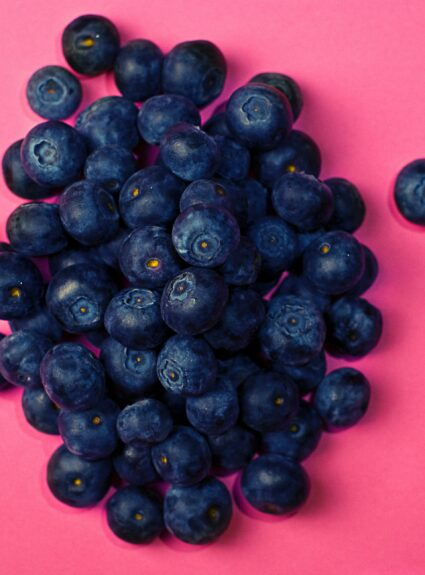 Get the Skinny in the Kitchen | Molly's Blueberry Cobbler – Made-Over by Ben!